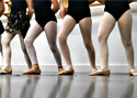 6-9 yr old ballet, tap and jazz class